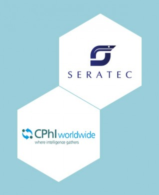 Seratec at CPHI Worldwide 13-15 october 2015